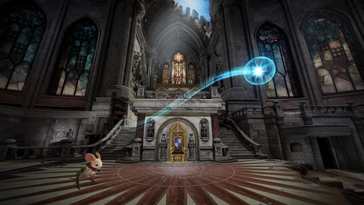 Sony kündigt PlayStation VR-Spiel Moss: Book II II an