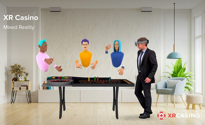 'XR Casino' bringt plattformübergreifendes Glücksspiel in VR & AR