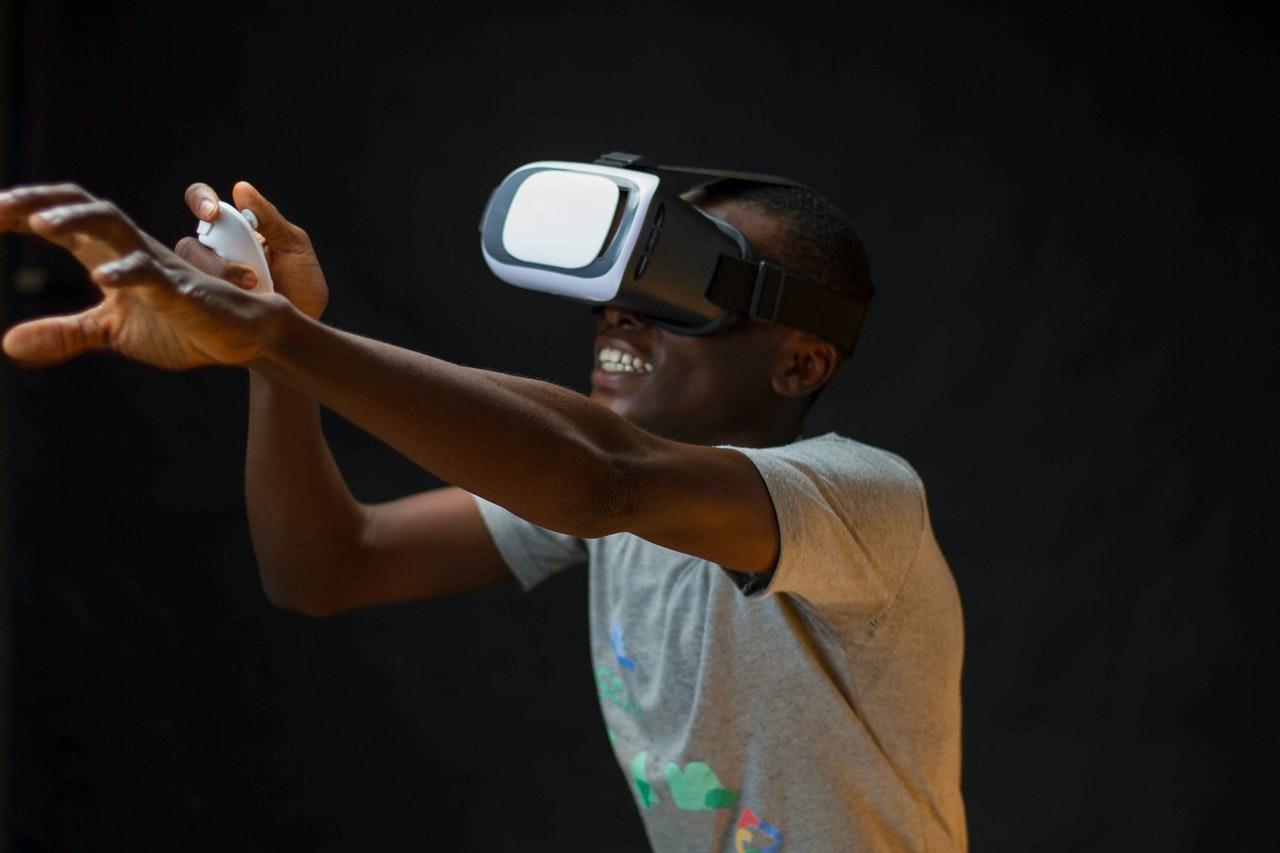 Unternehmer Joeri bringt Virtual Reality ins Schwimmbad