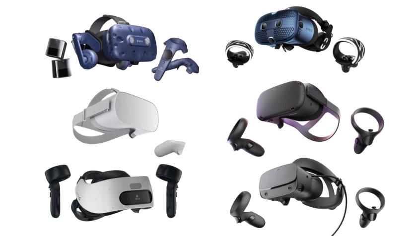 Standalone-VR vs. PC-VR